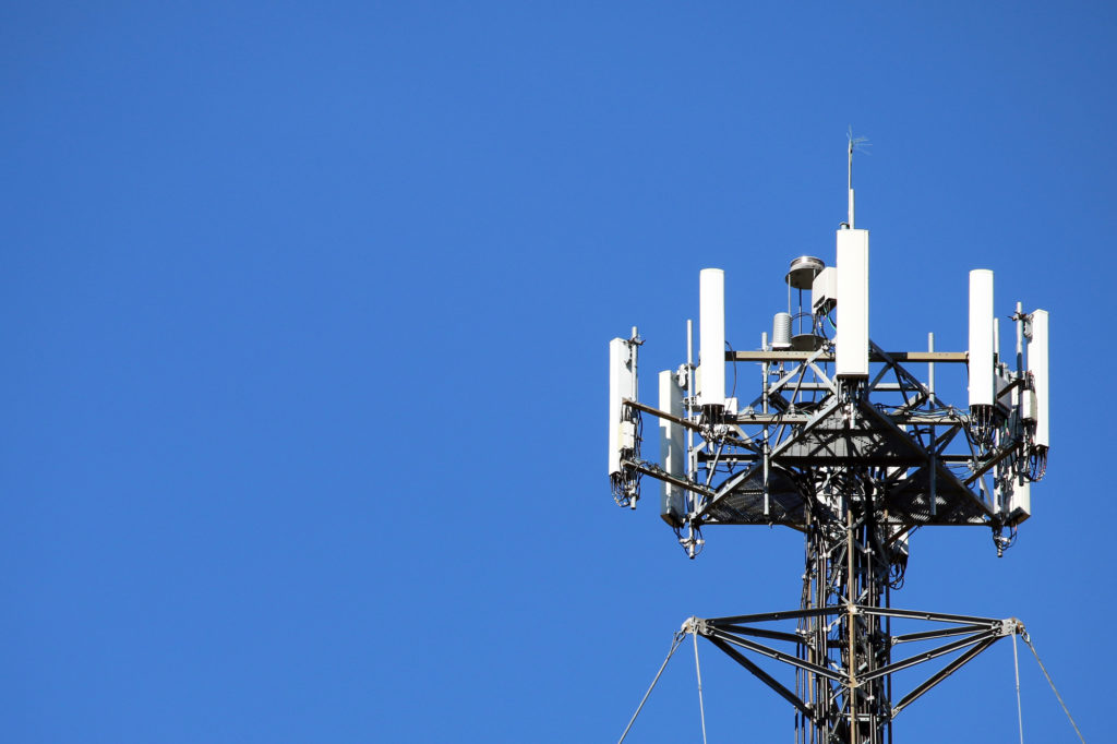 cell tower lease rates