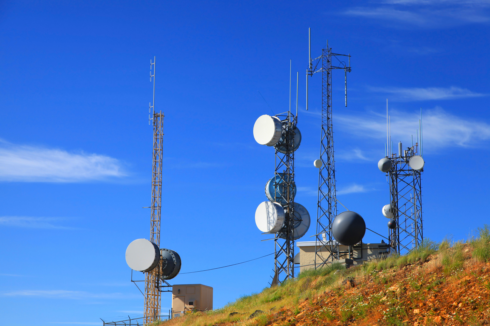 4 Benefits of Having Cell Phone Towers on Your Property