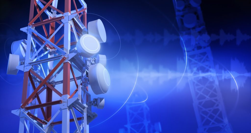 cellular phone tower lease
